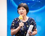 台大教授張錦華:修煉法輪功身心靈受益