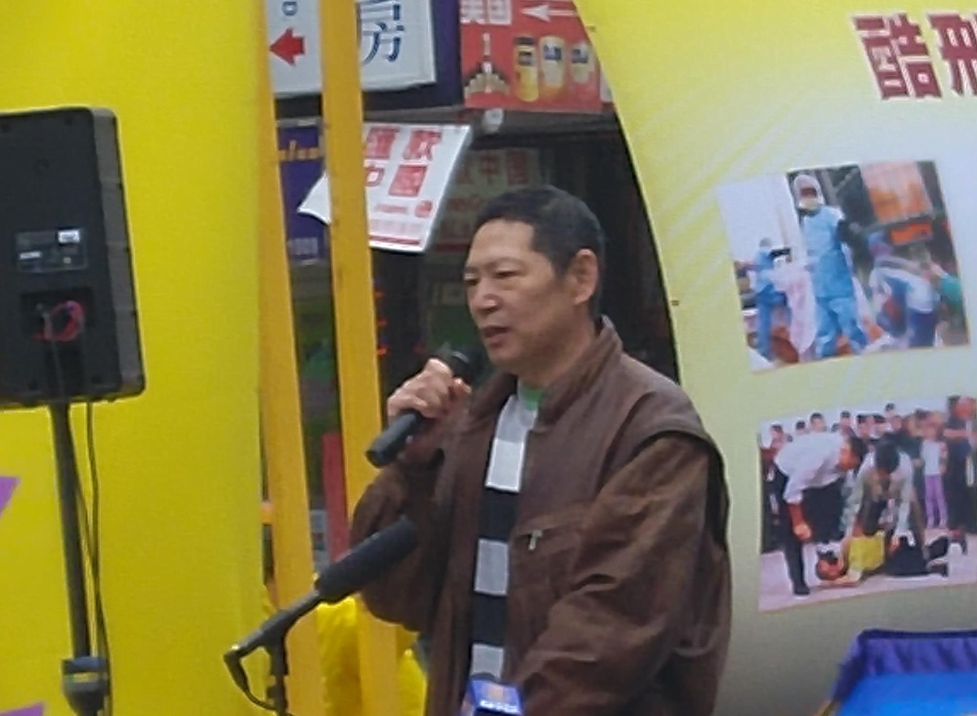 人權律師揭610操控司法 枉判法輪功學員