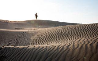 台灣秘境:草漯沙丘