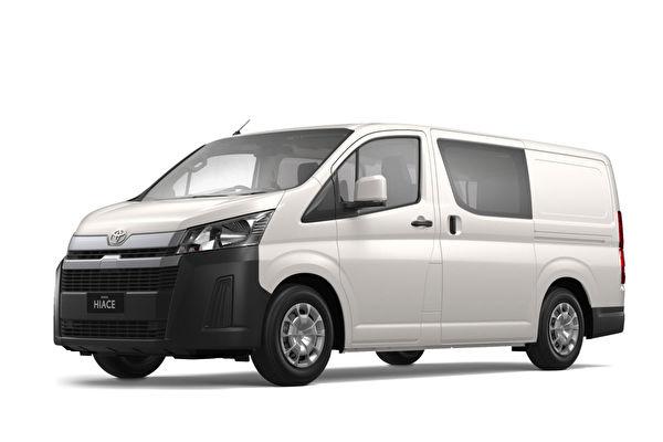 豐田Toyota HiAce 2019
