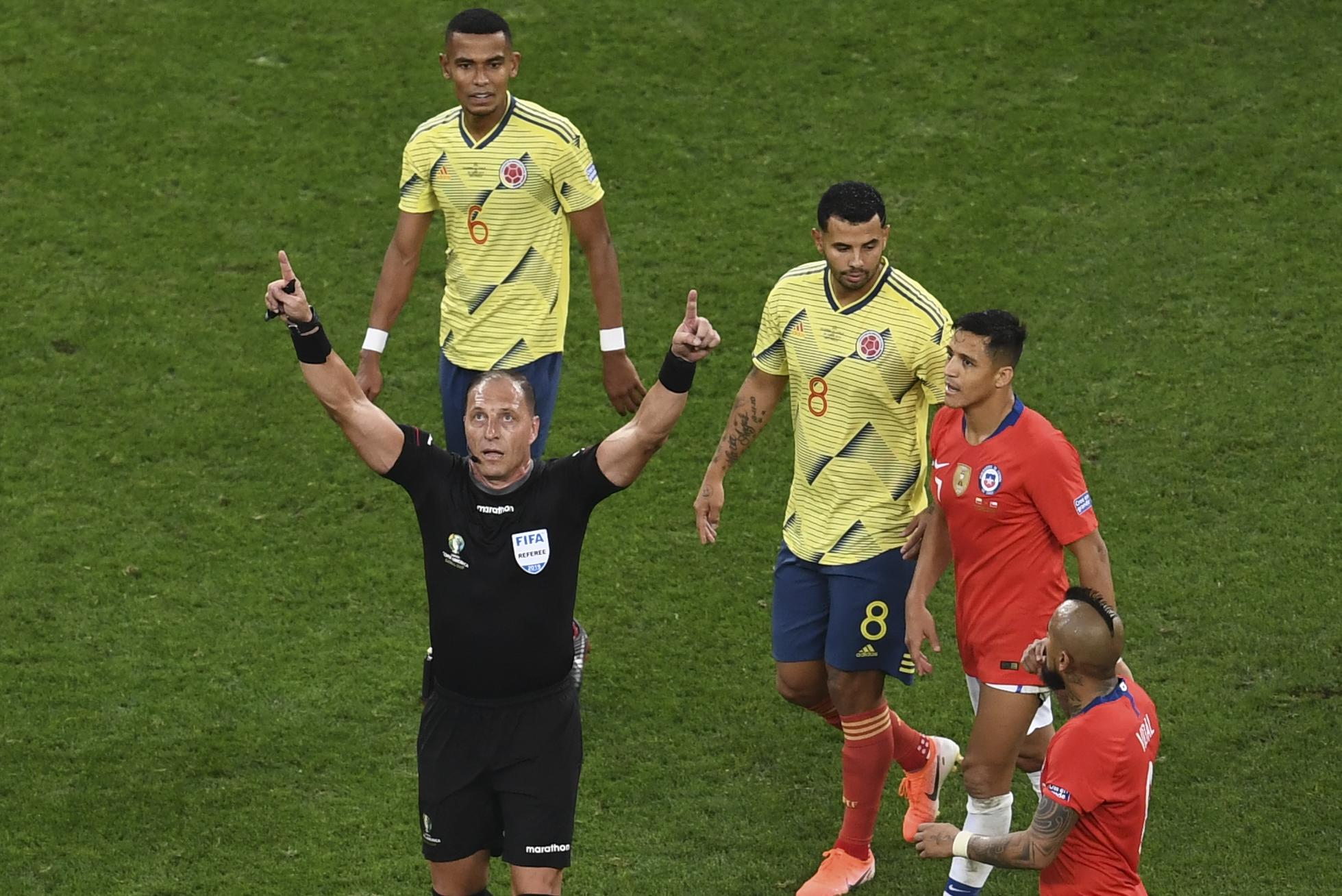 美洲杯四强产生 巴西阿根廷将上演巅峰对决
