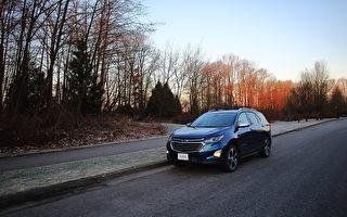 車評:微形化 2019 Chevrolet Equinox Premier
