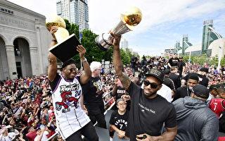 NBA新赛季选秀开始 雷纳德会留在猛龙吗?