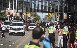多伦多猛龙队庆祝活动传出枪声 四人受伤
