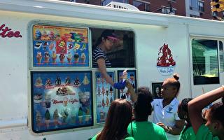 逃避2萬張交通罰單 紐約46輛冰淇淋車被沒收