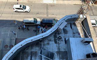 爬上窗台   3岁华童从6楼坠下