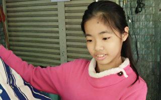 父母棄置的她走過困境 夢想職業為助弱勢童
