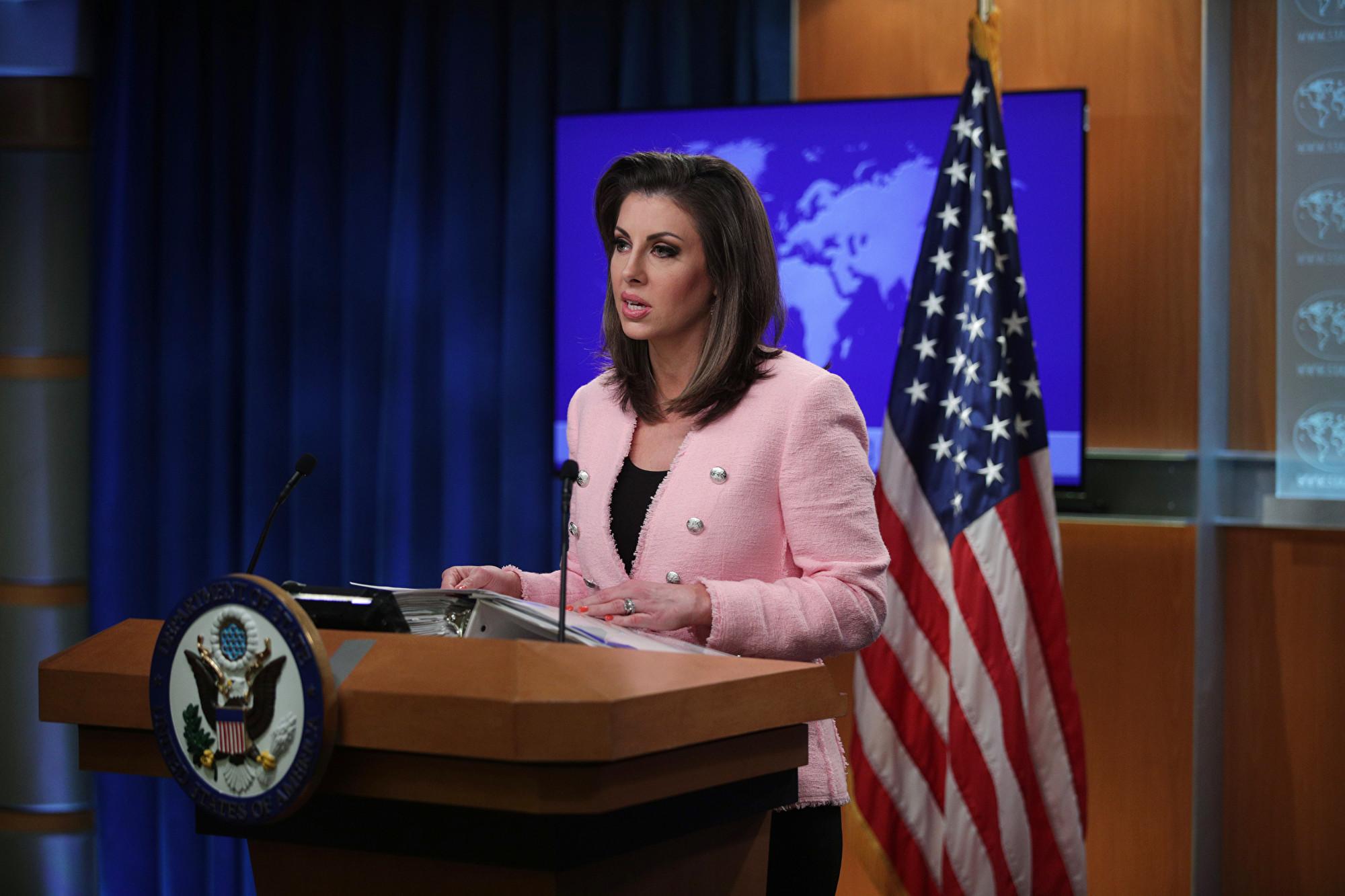美國務院和歐盟敦促中共立即釋放黃琦