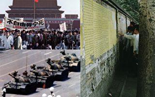 六四事件30年 张林:曝露中共残暴本质