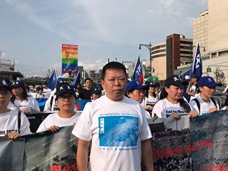 中共民主党美国委员会美东负责人张健表示,对中共抱有一丝丝幻想的全世界各地华人都在渐渐清醒,包括这些西方国家。