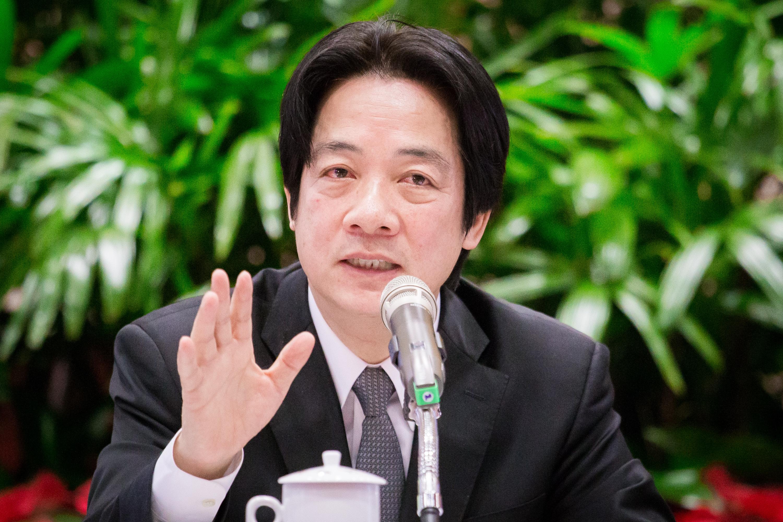 提五聲明援港 賴清德:北京勿錯估情勢