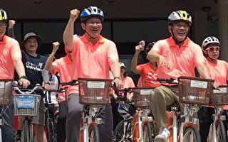 推展自行車運動 台交部提4年計畫16億元