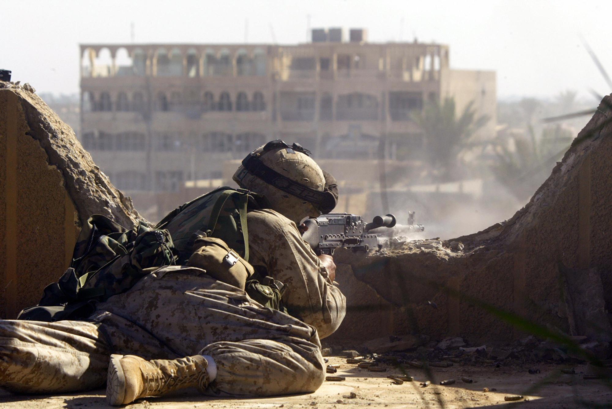 傳美軍將升級技術 讓士兵「透視」整個戰場