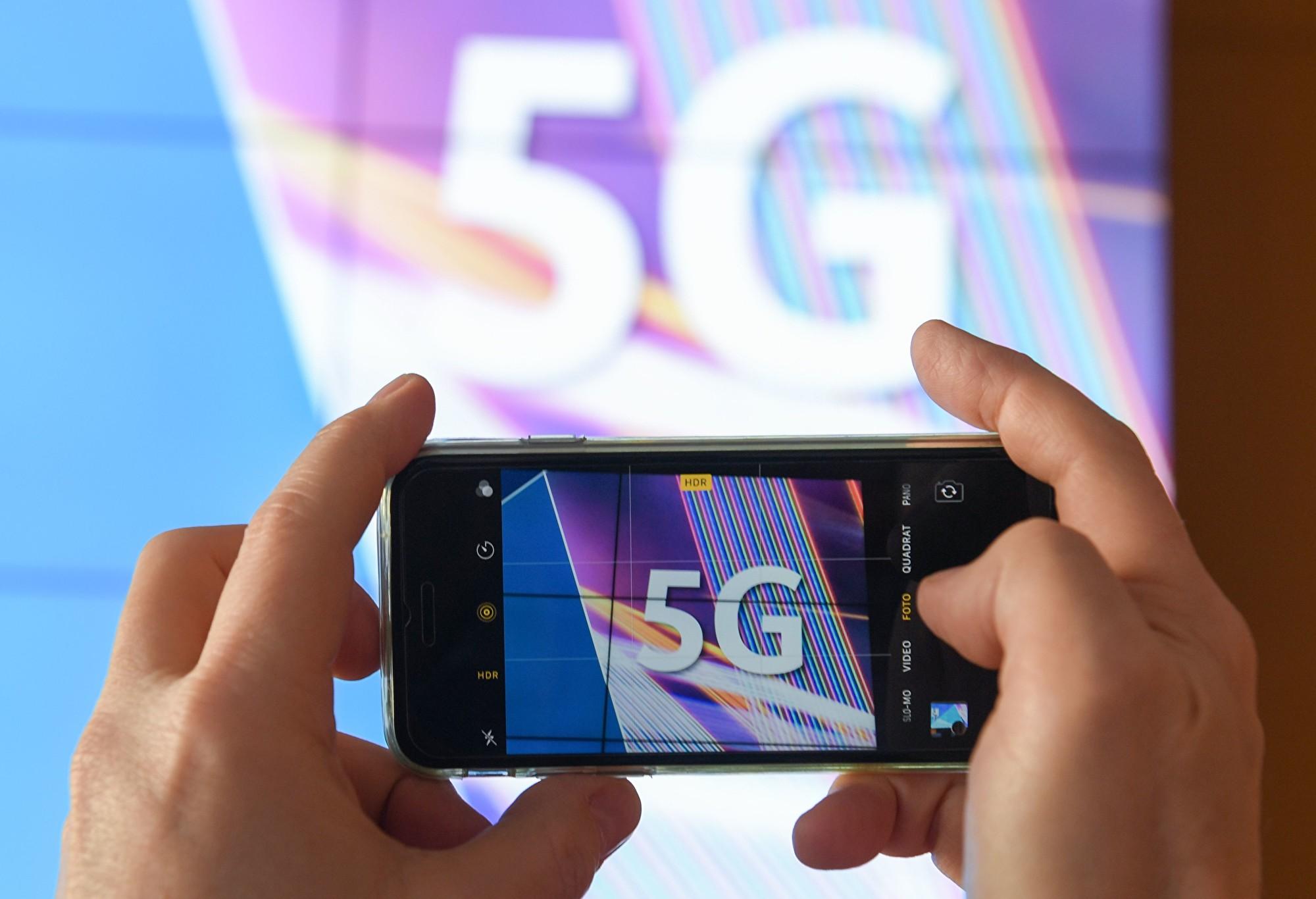 英BBC首次5G直播失敗 赫見華為設備