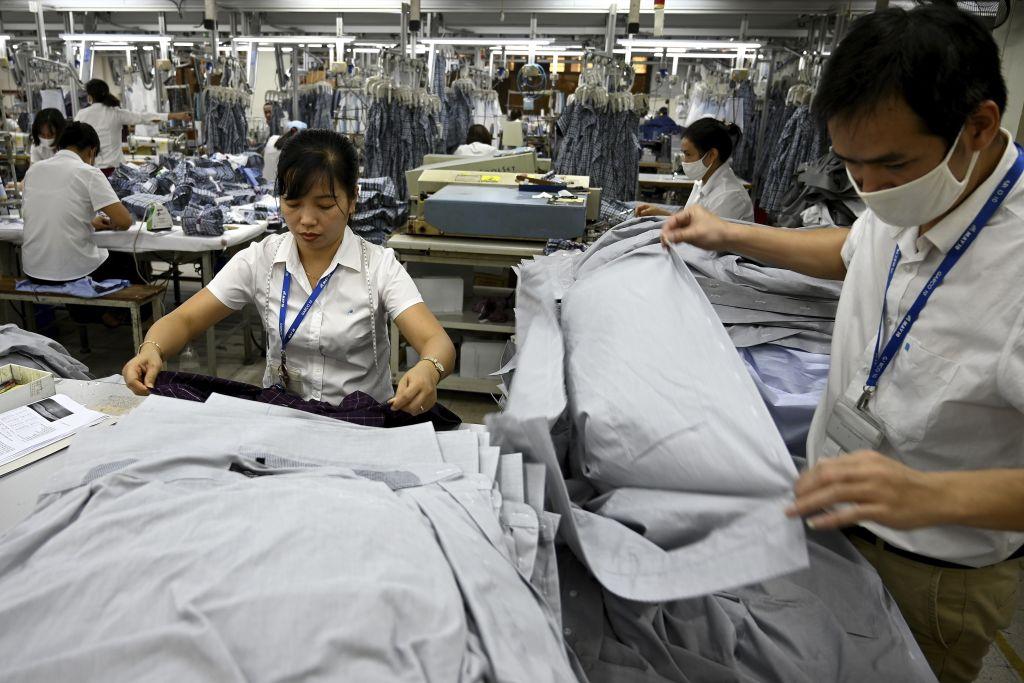 中美貿易戰 越南意外成為最大受惠國