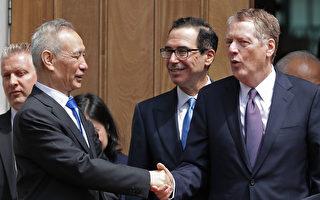 美中贸易代表川习会前通电话 同意恢复谈判