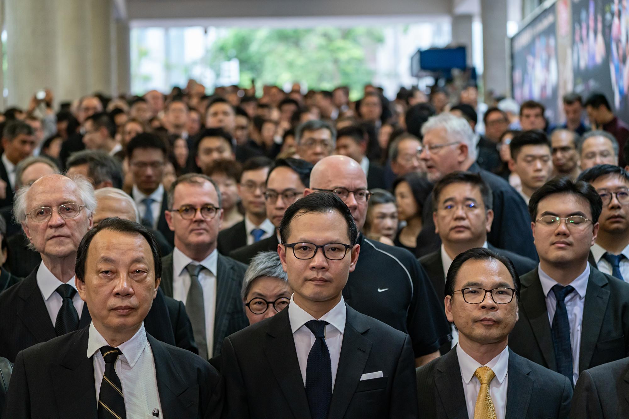 香港反送中條例大遊行 全球港人將同步聲援