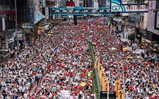胡少江:香港向全世界發出的信息