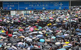 港民抗议与美中贸易战 诉求目标不谋而合