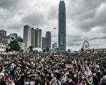 與2014年的佔中運動相比,這次香港反送中抗議成功的原因何在?