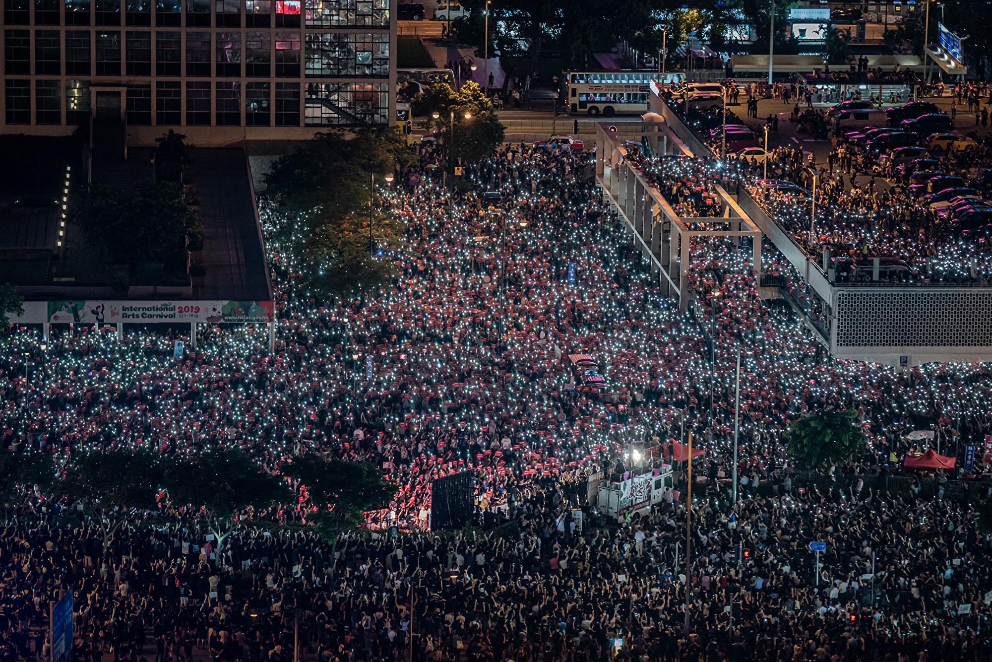 對形勢錯判 傳韓正返京再議「香港政策」