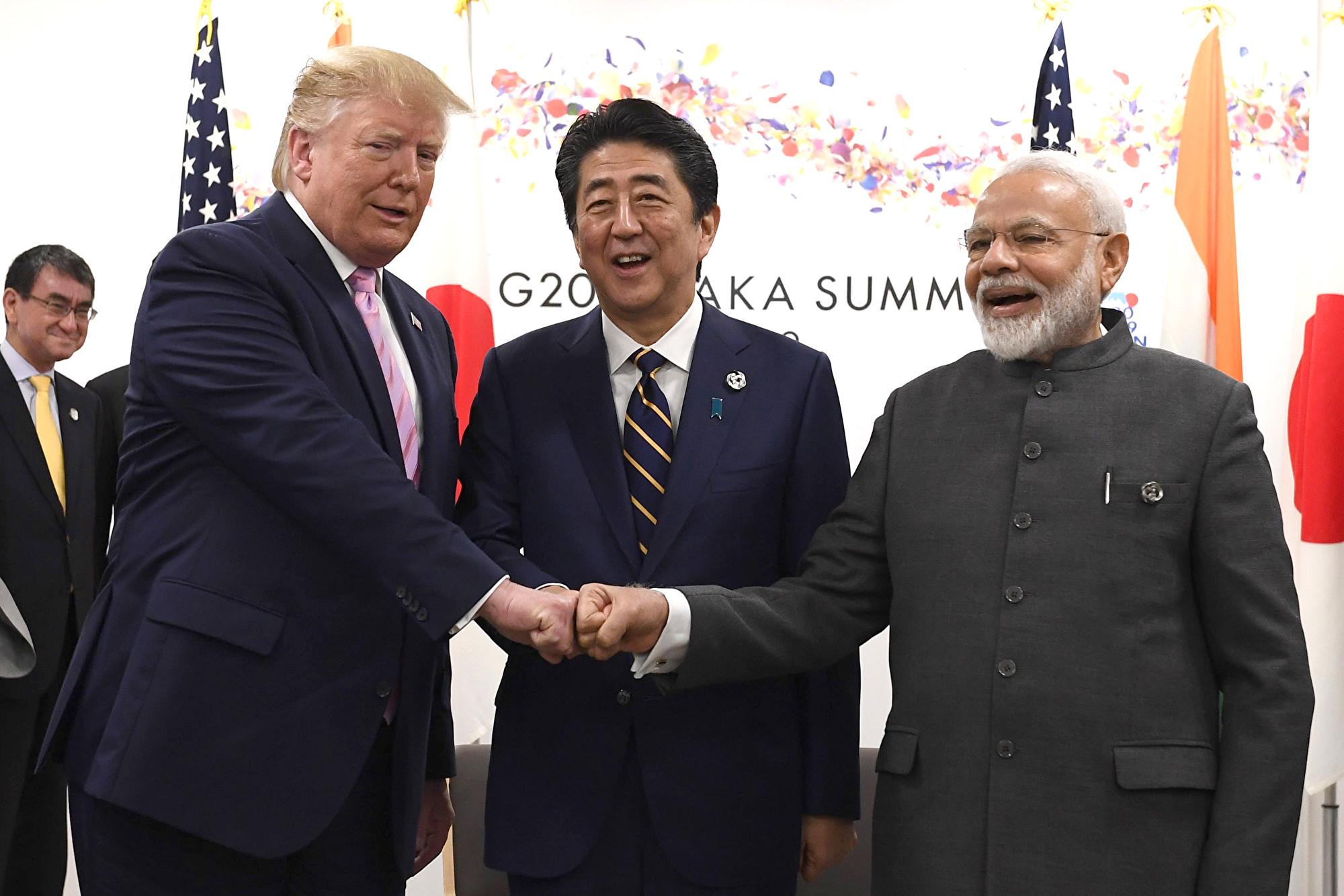 特朗普G20談貿易 多國領導人敦促中美達協議