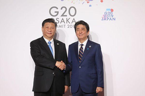 港民促G20施壓 安倍見習近平提反送中