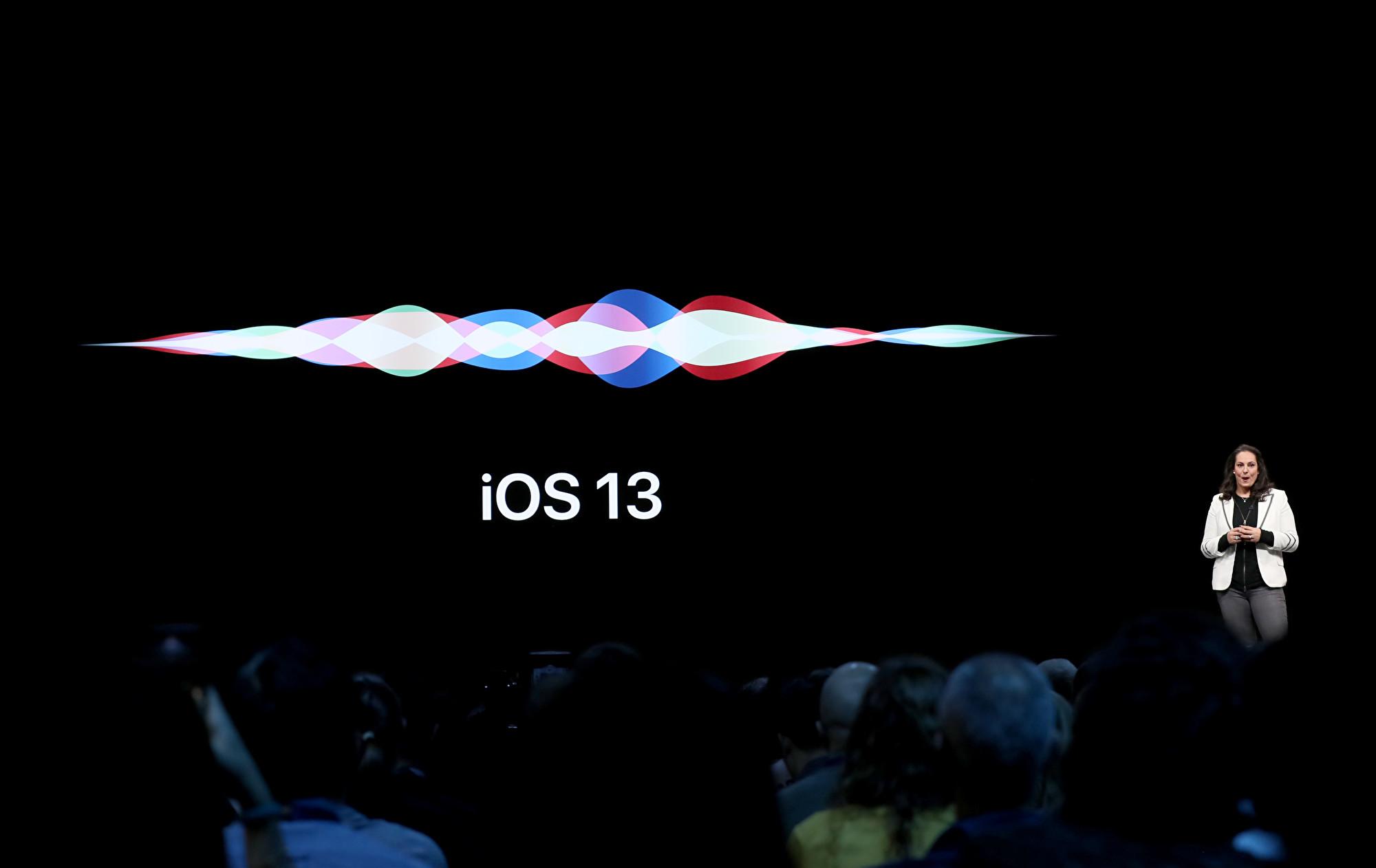 蘋果iOS13增新功能 可延長iPhone電池壽命