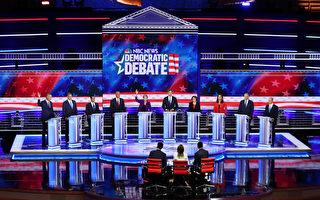 民主黨總統參選人中 中共「威脅論」成共識