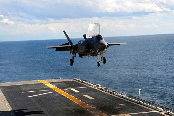 對抗中共 日本擬在靠東海基地部署F-35B戰機