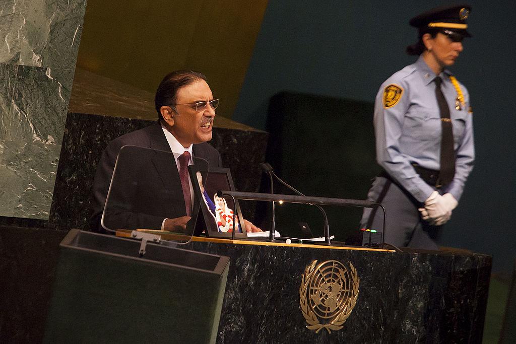 涉嫌貪腐和洗錢 巴基斯坦前總統兄妹被捕