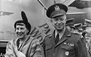 諾曼底登陸前 艾森豪威爾寫給妻子的信曝光