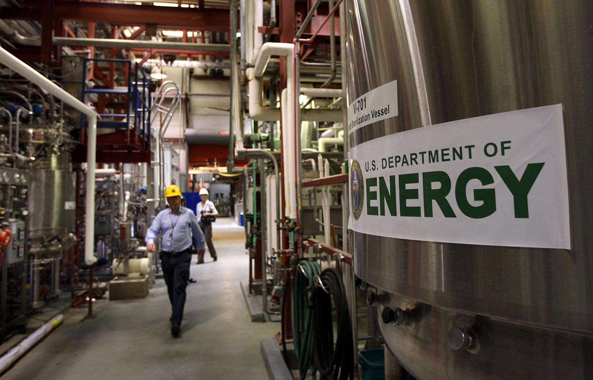 美能源部下禁令 員工不得參與中共千人計劃