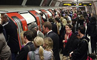 欧洲大陆扒手多 伦敦地铁盗窃案增80%