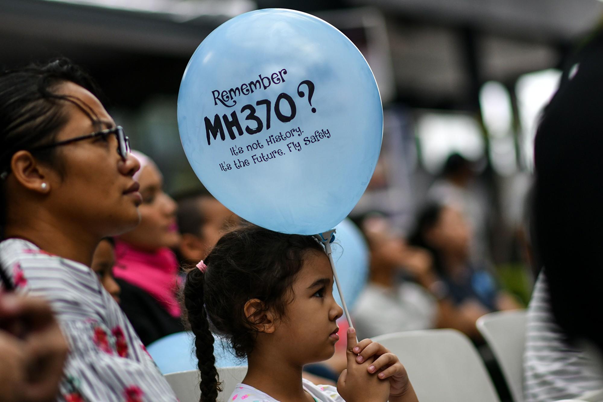 馬航MH370墜海前 全機乘客或已缺氧死亡