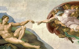 米开朗基罗《创造亚当》与内在之国