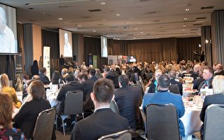 NBAA早餐會:鼓勵創新追求卓越 提供交流平台