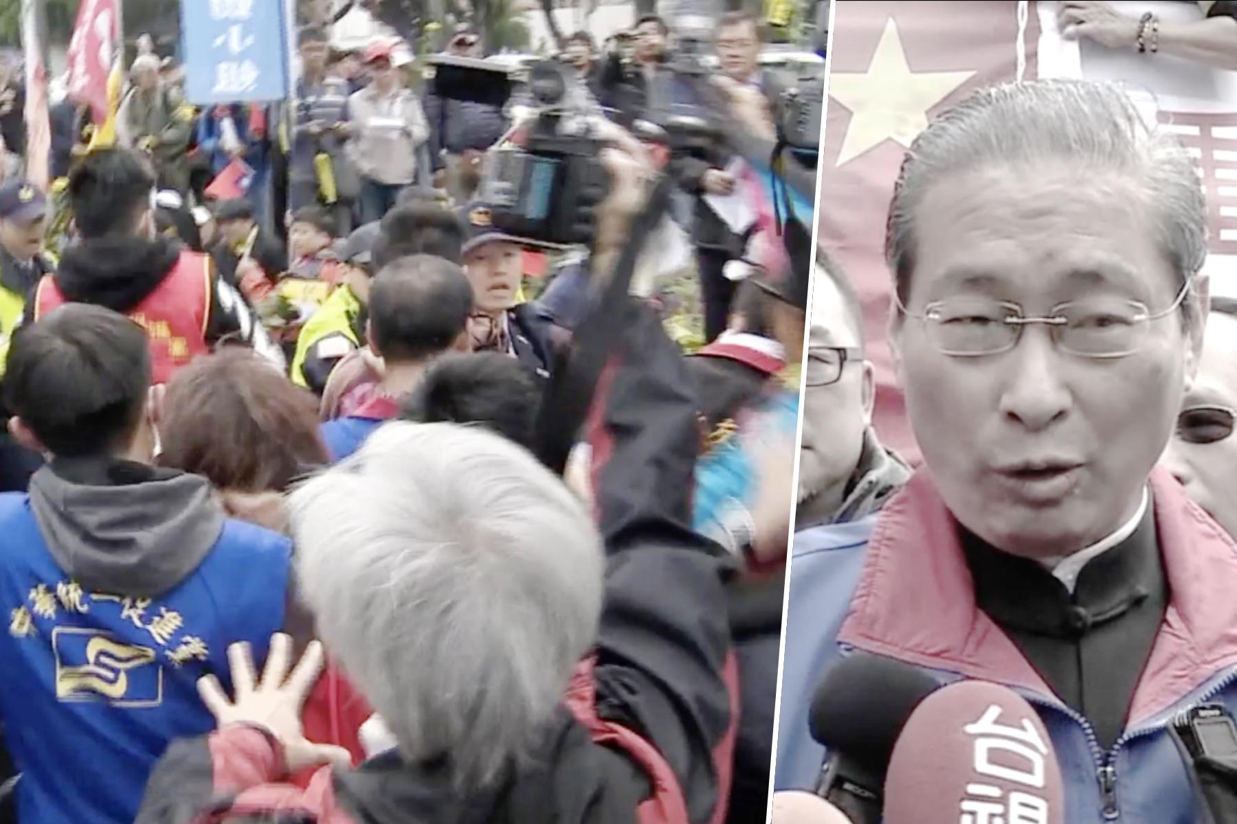 外媒:統促黨與中共勾結 滲透台灣大選