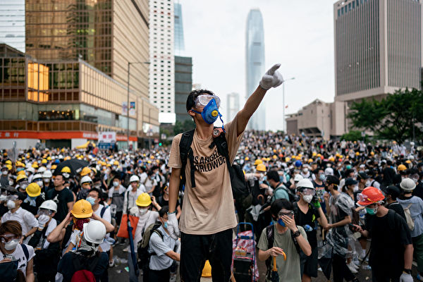 香港引渡条例风暴 五大主因促北京急踩刹车