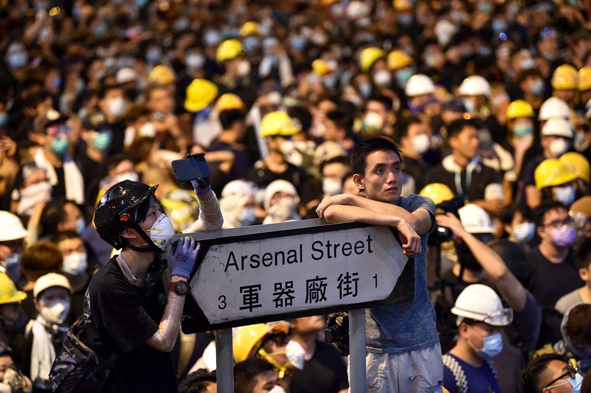 「拖延術」透視中共應對香港與貿易戰策略