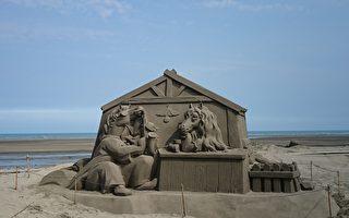 大安沙雕強力吸睛 市議員催生沙雕美術館