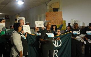 圖書館之友呼籲市政府增加撥款