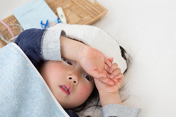 如何判斷兒童是否發燒?怎樣能準確測量體溫呢?(Shutterstock)