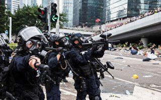 张林:香港人不屈不挠坚持抗争
