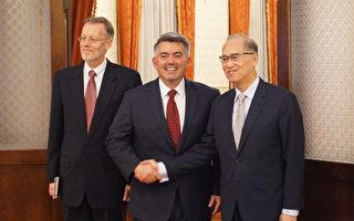 挺台美議員:支持美台國防與貿易合作