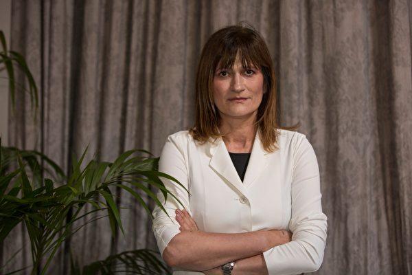 6月17日,阿姆斯特丹的歐洲問題專家Nevenka Tromp博士也出席了開庭,她說,法輪功團體是活摘器官的最大受害群體。(冠奇/大紀元)
