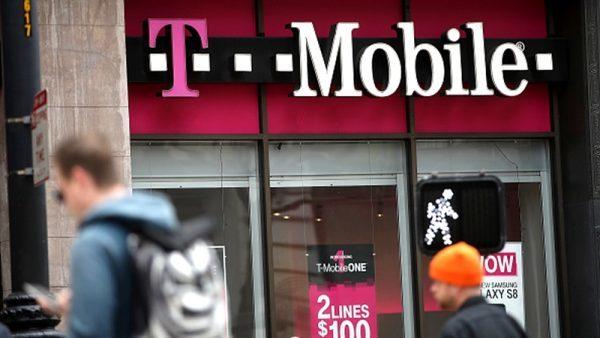華為涉嫌竊取T-Mobile公司的商業機密。(Justin Sullivan/Getty Images)