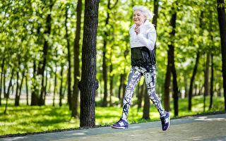 103岁地表最强阿祖 再次勇夺百米冠军