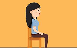 坐姿时注意1件事 不让颈椎早衰老