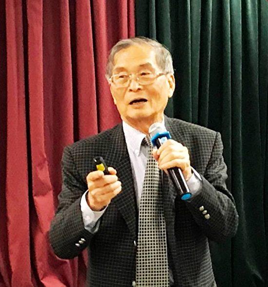 陈文石8日谈台湾早期美术发展史